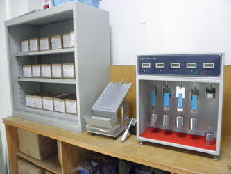 Ziitek Thermal Conductive Materials test Office