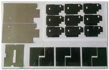 China Ultra Thin Pyrolytic Thermal Graphite Sheet Materials for Laptop / Notebook / LCD TV supplier