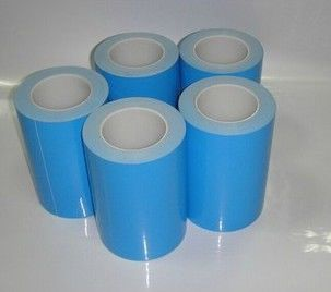 China High Bond Strength Blue Acrylic Thermal Conductive Adhesive 1.2 W/MK supplier