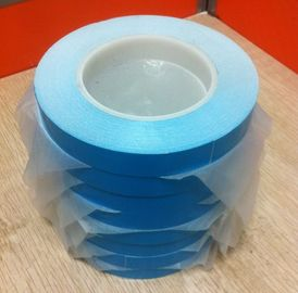 China Ceramic Filled Silicone Elastomer Thermal Conductive Adhesive , Thickness 0.1~0.5mmT supplier