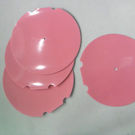China PINK Semiconductor Automated Test Equipment Thermal Gap Filler silicone pad 3.0 W/MK supplier
