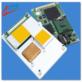 China high quality thermal conductive isolating pad TIS808K RoHS  and UL compliance cooling for LED PCB CPU GPU supplier