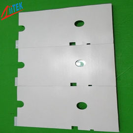 China Reducing The Contact Resistance Adhesive Silicone 27 Shore 00 Grey 1.5W Thermal Gap Pad 1mmT For Routers supplier