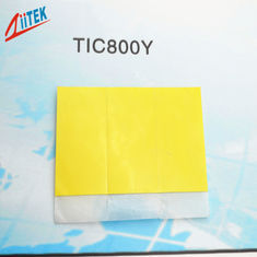 China LED Power Supply Thermal Phase Changing Materials Heatsink Thermal Pad 0.95W/MK supplier