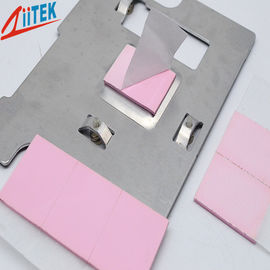 China Factory direct supply cheap 2w thermal conductive gap filler pad TIF 180-20-25E for LED floor lights supplier