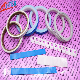 China Non Toxic Heatsink Cooling Thermally Conductive Adhesive Transfer Tape with 0.1mm / 0.5mm Thickness supplier
