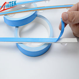 China LED Heat Sink Aluminum Foil Thermal Adhesive Tape with High Thermal Conductivity 1.6 W /mK supplier
