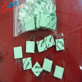 China Ultra Soft Low Thermal Conductivity PAD TIF120-20-07U Light Green 5.5 MHz Dielectric Constant 2.0W/mk supplier