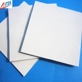 China UL recognized Thermal Conductive Pad,  grey Silicone sheet 45 Shore 00 1.5W/mK for High speed mass storage drives supplier
