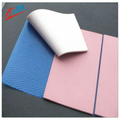 China 1.25w / m.k Thermally Conductivity Gap Filler / Thermal Insulation Pad supplier