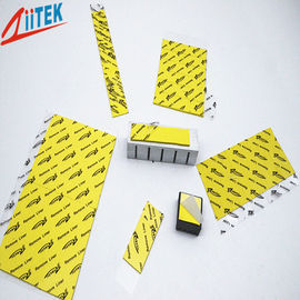 China High Performance Thermal Conductive Gap Filler Pad TIF460-A2 Two Side Adhesive supplier