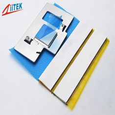 China High thermal conductivity customerized 4W thermal conductive pad silicone heat transfer gap filler TIF100-40-06E supplier