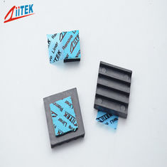 China 94V-0 recognized thermal pad for car video recorder DVR 2W green thermal conductive pad TIF140-20-18E supplier
