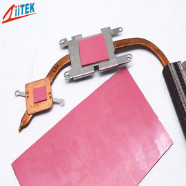 China 2W / MK Cooling Thermal Conductive Silicone Adhesive Gap Insulation Pad supplier