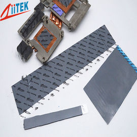 China High Performance 2W Conductivity Non - Silicone Gap Filler 2.65 g/cc The metal oxide fills Zpaster160-20-11S distributor