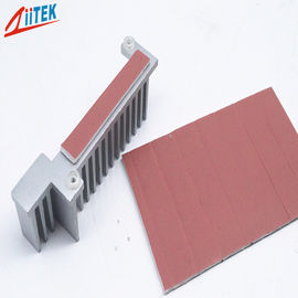 China Insulation Thermally Conductive Pad With High Thermal Conductivity And Various Thickness distributor