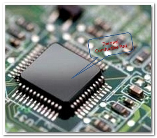 CPU High Thermal Conductivity Silicone CE for  RDRAM memory modules Gray with 1 l / g  -K Heat Capacity