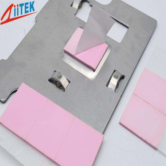 Factory direct supply cheap 2w thermal conductive gap filler pad TIF 180-20-25E for LED floor lights