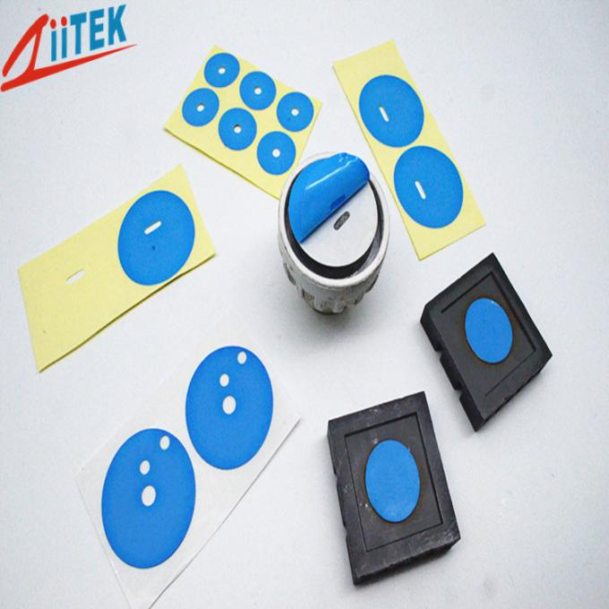 Non Toxic Heatsink Cooling Thermally Conductive Adhesive Transfer Tape with 0.1mm / 0.5mm Thickness