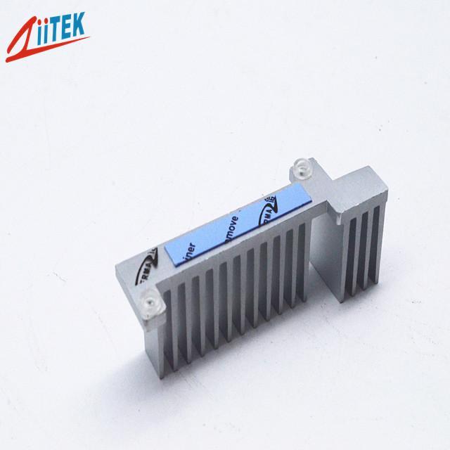 2 5mm T Thickness Thermal Gap Filler Pad , 3W / MK LED Lighting