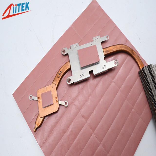 Insulation Thermally Conductive Pad With High Thermal Conductivity And Various Thickness